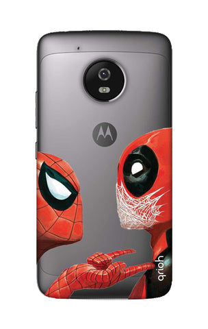 Sup Deadpool Motorola Moto G5 Cases & Covers Online