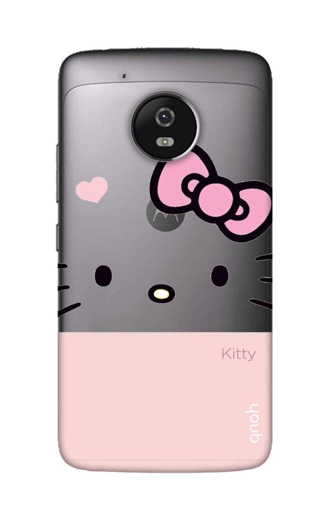 size 40 8ea46 6f354 Hello Kitty Case for Motorola Moto G5 Plus
