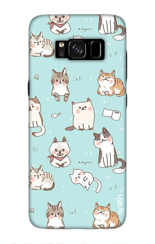 Cat Kingdom Samsung S8 Cases & Covers Online