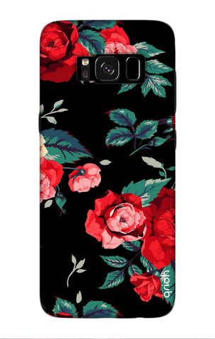 Wild Flowers Samsung S8 Cases & Covers Online