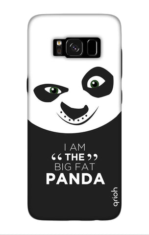 Big Fat Panda Samsung S8 Cases & Covers Online