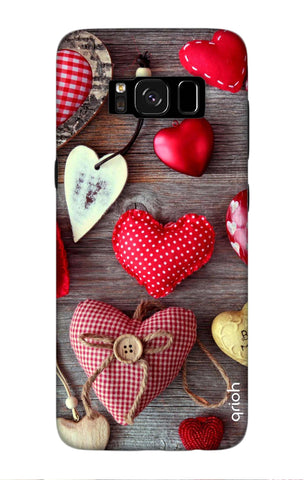 Be Mine Samsung S8 Cases & Covers Online