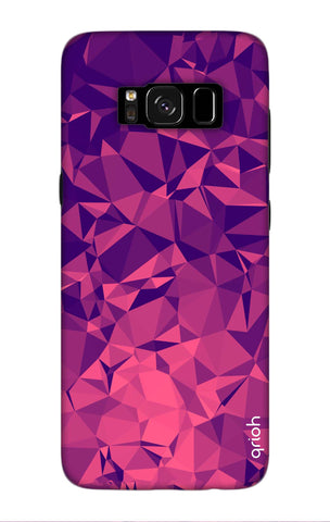 Purple Diamond Samsung S8 Cases & Covers Online