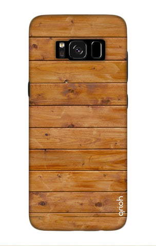 Natural Wood Samsung S8 Cases & Covers Online