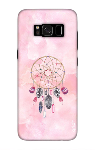 Pink Dreamcatcher Samsung S8 Cases & Covers Online