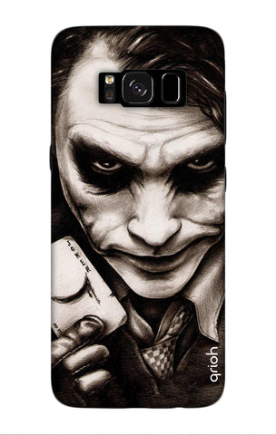 Why So Serious Samsung S8 Cases & Covers Online