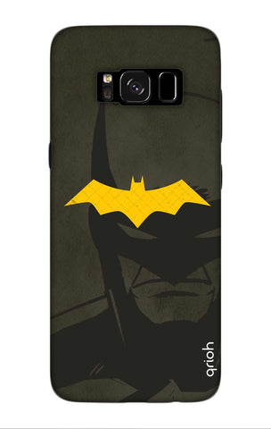 Batman Mystery Samsung S8 Cases & Covers Online