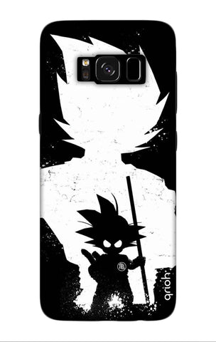 Goku Unleashed Samsung S8 Cases & Covers Online