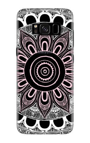 Pink Mandala Samsung S8 Cases & Covers Online