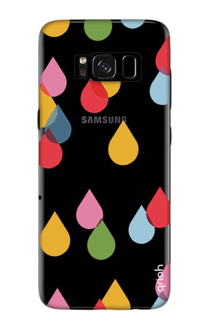 Colourful Drops Samsung S8 Cases & Covers Online