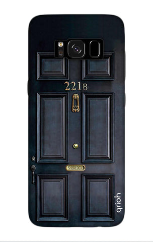 Baker Street Door Samsung S8 Plus Cases & Covers Online