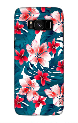 Floral Jungle Samsung S8 Plus Cases & Covers Online