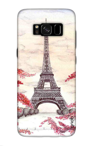 Eiffel Art Samsung S8 Plus Cases & Covers Online