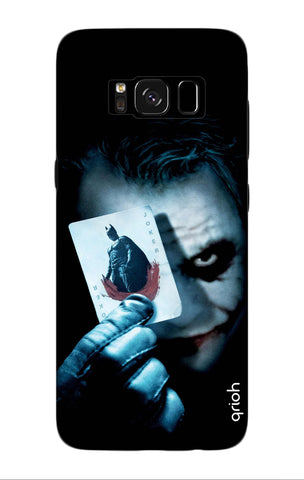 Joker Hunt Samsung S8 Plus Cases & Covers Online