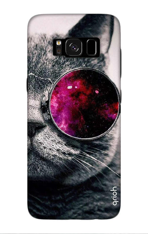 Curious Cat Samsung S8 Plus Cases & Covers Online