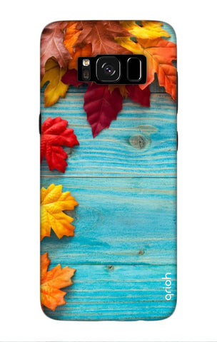 Fall Into Autumn Samsung S8 Plus Cases & Covers Online