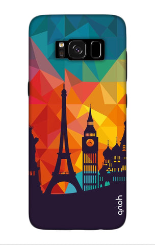 Wonders Of World Samsung S8 Plus Cases & Covers Online