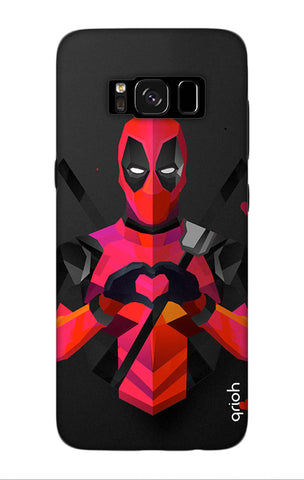 Valentine Deadpool Samsung S8 Plus Cases & Covers Online