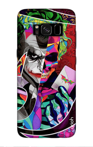 Color Pop Joker Samsung S8 Plus Cases & Covers Online