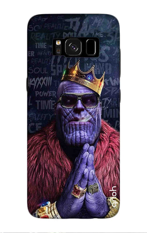 Blue Villain Samsung S8 Plus Cases & Covers Online
