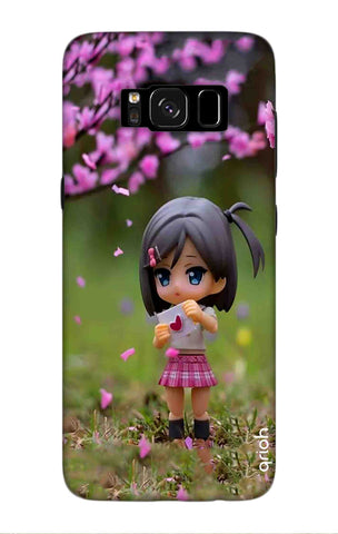 Cute Girl Samsung S8 Plus Cases & Covers Online