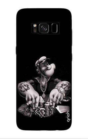 Rich Man Samsung S8 Plus Cases & Covers Online
