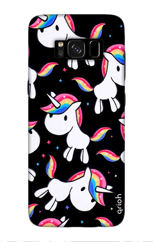 Colourful Unicorn Samsung S8 Plus Cases & Covers Online
