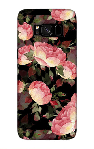 Watercolor Roses Samsung S8 Plus Cases & Covers Online