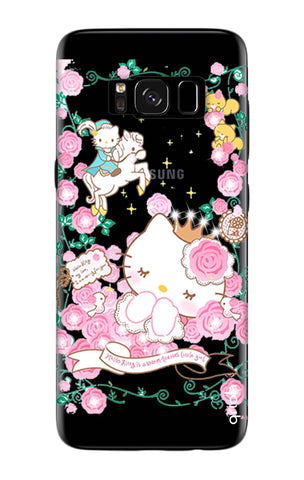 Sleepy Kitty Samsung S8 Plus Cases & Covers Online