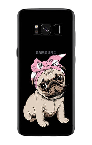 Pink Puggy Samsung S8 Plus Cases & Covers Online