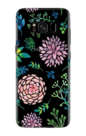 Lillies, Orchids And Leaves Samsung S8 Plus Cases & Covers Online