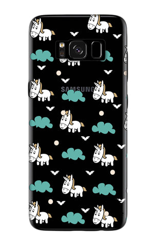Unicorn In The Clouds Samsung S8 Plus Cases & Covers Online