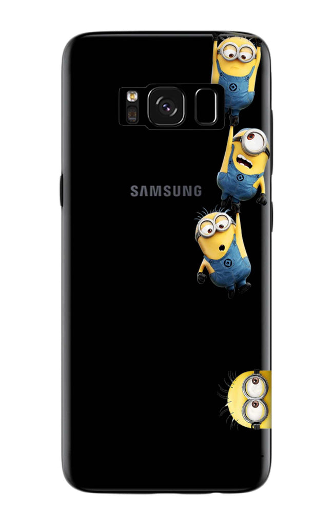 sports shoes 7fdcf d67eb Falling Minions Case for Samsung S8 Plus