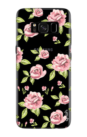 Elizabeth Era Floral Samsung S8 Plus Cases & Covers Online