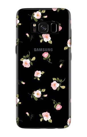 Pink Rose All Over Samsung S8 Plus Cases & Covers Online