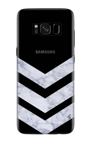 Marble Chevron Samsung S8 Plus Cases & Covers Online