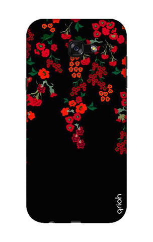Floral Deco Samsung A5 2017 Cases & Covers Online
