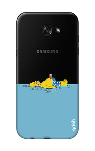 Simpson Chill Samsung A5 2017 Cases & Covers Online