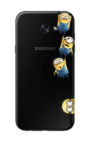 Falling Minions Samsung A5 2017 Cases & Covers Online