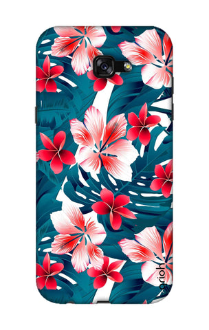 Floral Jungle Samsung A7 2017 Cases & Covers Online