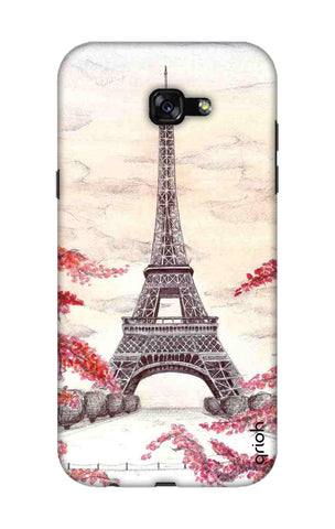 Eiffel Art Samsung A7 2017 Cases & Covers Online