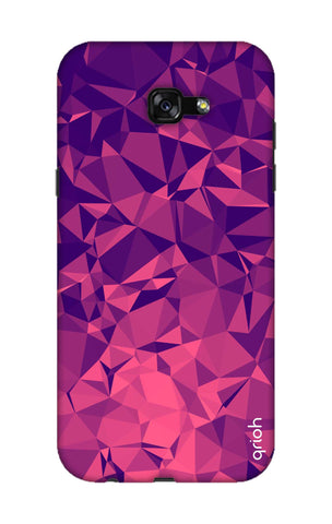 Purple Diamond Samsung A7 2017 Cases & Covers Online