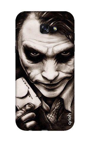 Why So Serious Samsung A7 2017 Cases & Covers Online