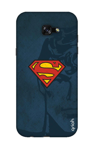 Wild Blue Superman Samsung A7 2017 Cases & Covers Online