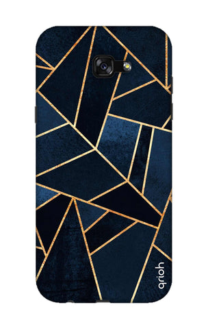 Abstract Navy Samsung A7 2017 Cases & Covers Online