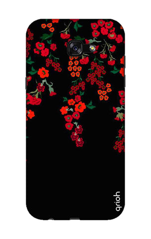 Floral Deco Samsung A7 2017 Cases & Covers Online