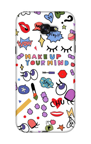 Makeup Your Mind Samsung A7 2017 Cases & Covers Online