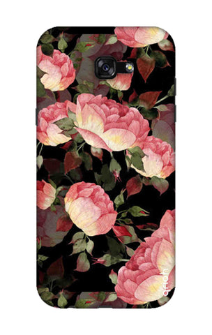 Watercolor Roses Samsung A7 2017 Cases & Covers Online