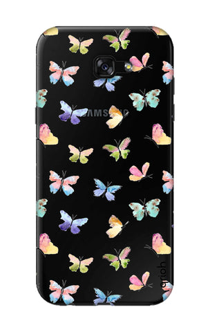 Painted Butterflies Samsung A7 2017 Cases & Covers Online