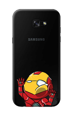 Iron Man Wall Bump Samsung A7 2017 Cases & Covers Online